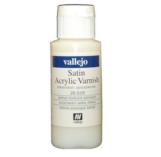 Vallejo Model Color: Satinlack 60ml (26519)