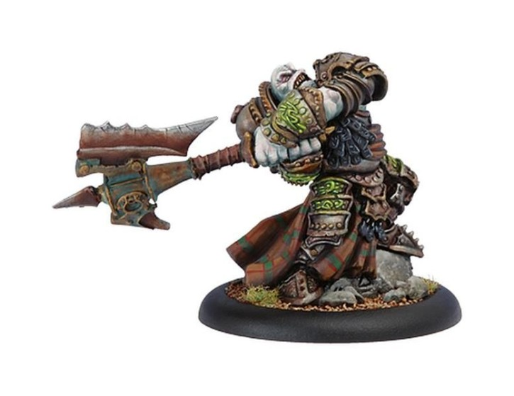 HORDES: Madrak Ironhide, World Ender 2