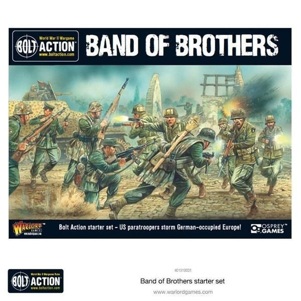 BOLT ACTION: 2. Edition Band of Brothers - DE