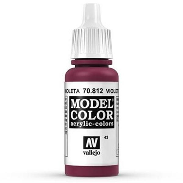 Vallejo Model Color: 043 Violett 17ml (70812)