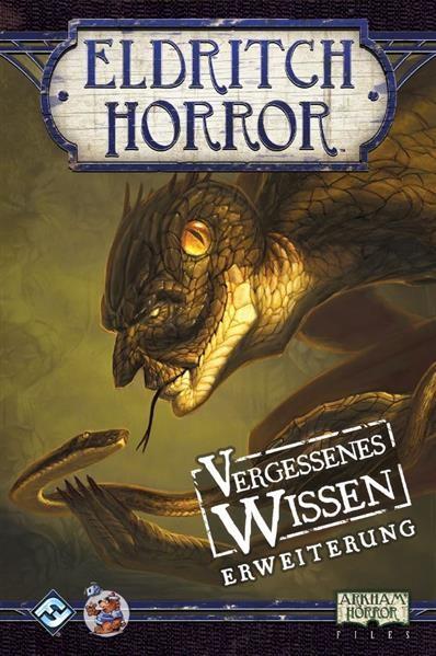 Eldritch Horror: Vergessenes Wissen - DE