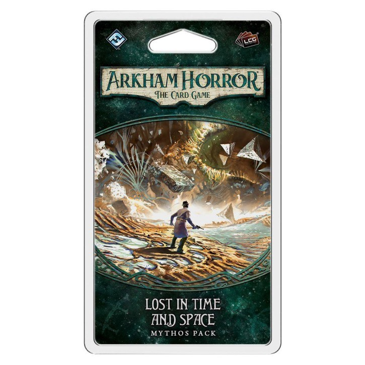 ARKHAM HORROR LCG: Lost in Time and Space - EN