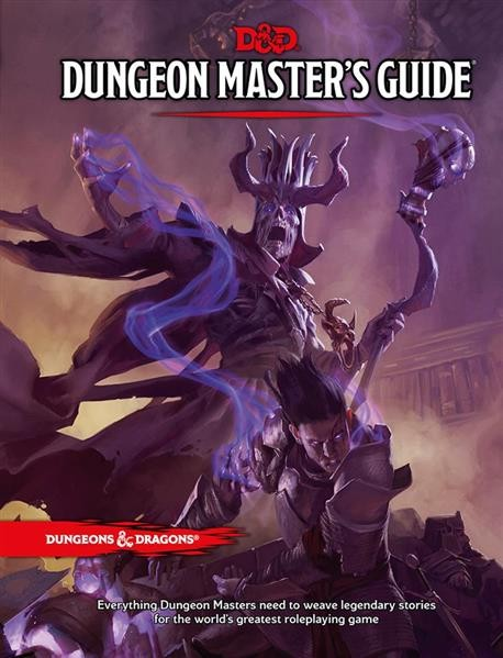 D&D RPG: Dungeon Masters Guide - EN