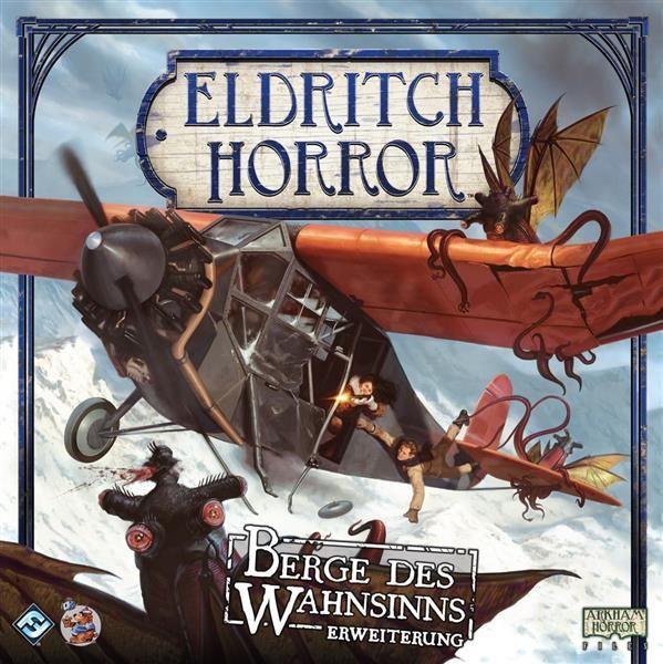 Eldritch Horror: Berge des Wahnsinns - DE