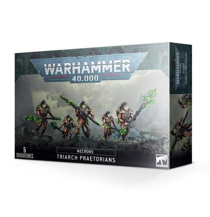 W40K: Triarch Praetorians