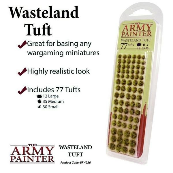 ARMY PAINTER: XP Wasteland Tuft