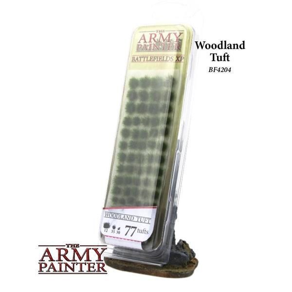 ARMY PAINTER: XP Woodland Tuft