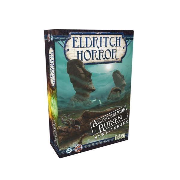 Eldritch Horror: Absonderliche Ruinen - DE
