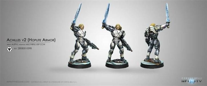 Infinity: Achilles v2 (Hoplite Armor) (Multi Rifle, CCW)