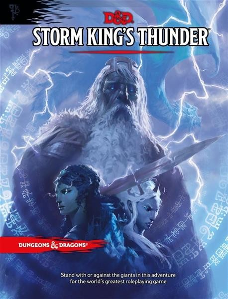 D&D RPG: Storm Kings Thunder - EN