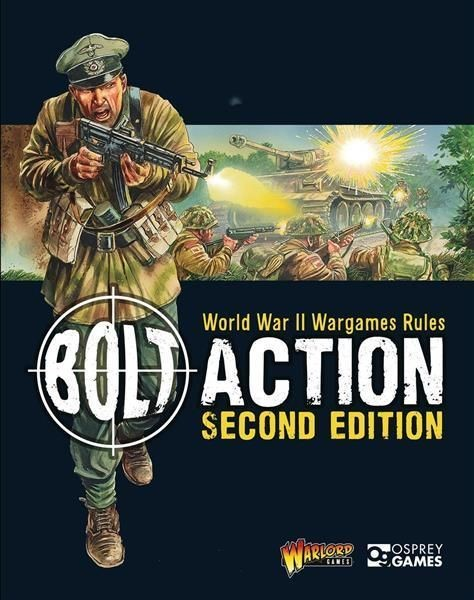 BOLT ACTION: 2nd Edition Rulebook - EN