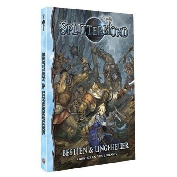 SPLITTERMOND: Bestien und Ungeheuer Taschenbuchausgabe - DE