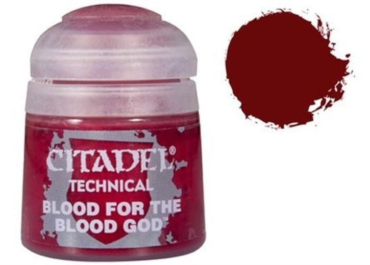 Citadel Technical: Blood for the Blood God