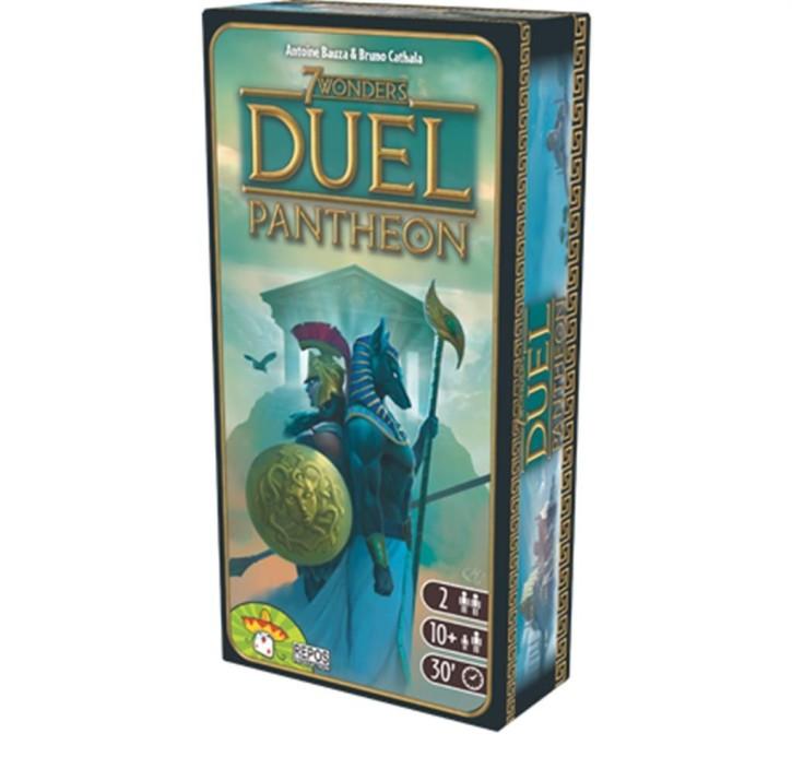 7 Wonders Duel: Pantheon (Erw.) - DE