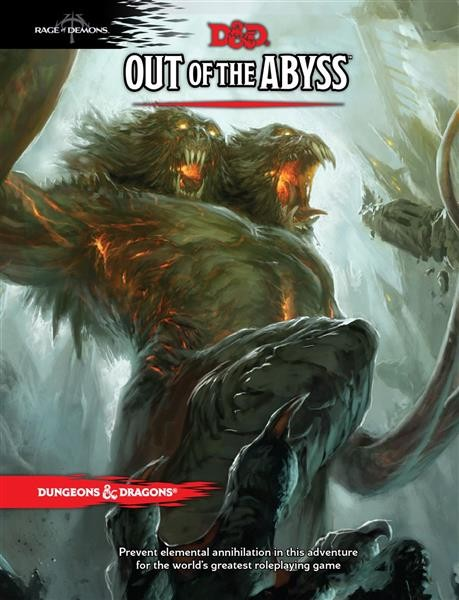 D&D RPG: Out of the Abyss - EN