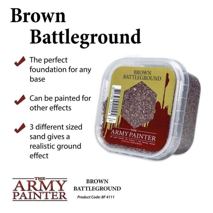 ARMY PAINTER: Brown Battleground 150 ml