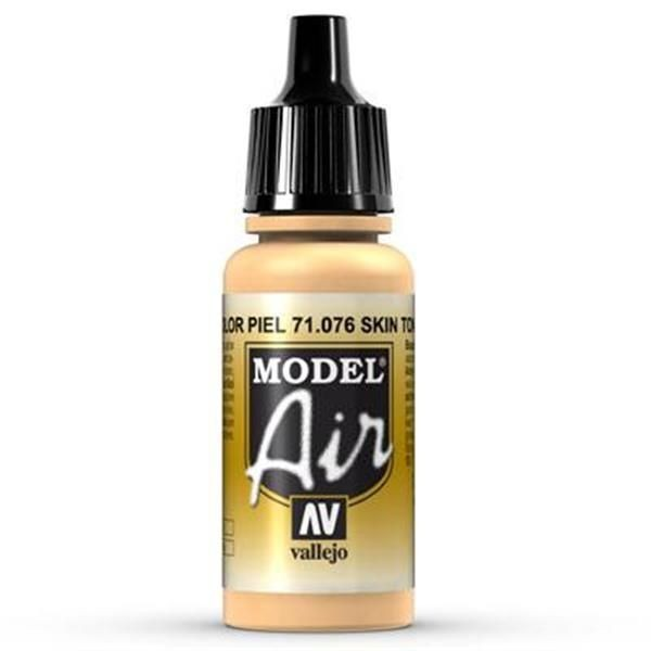 Vallejo Model Air: 076 Skin Tone 17ml (71076)