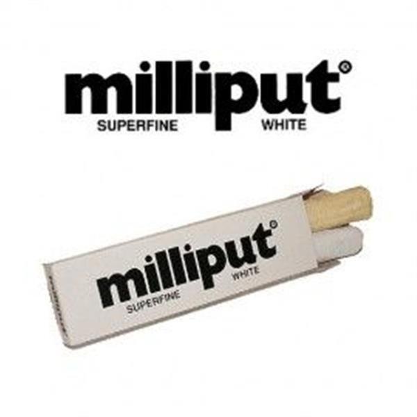 Milliput Modelling Clay Superfine White