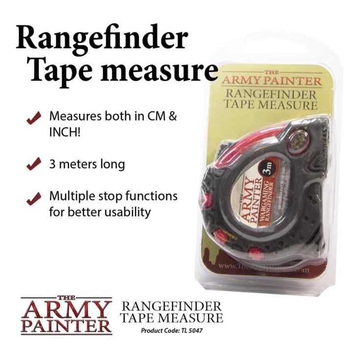 ARMY PAINTER: Tape Measure Rangefinder