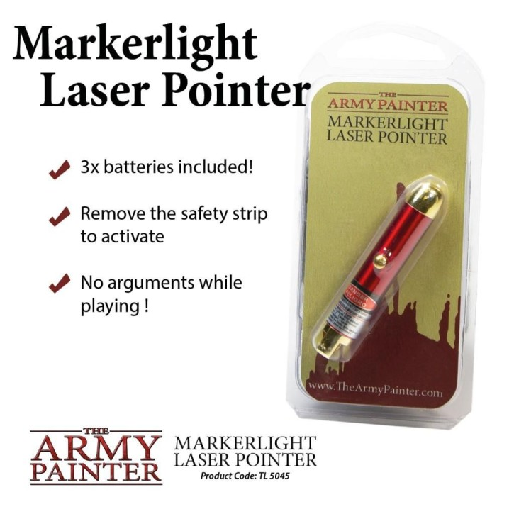 ARMY PAINTER: Markerlight Laserpointer