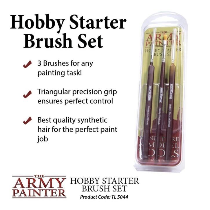ARMY PAINTER: Brush Starter Set