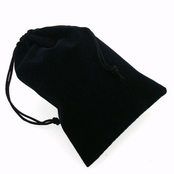 CHESSEX: Large Black Dice Bag