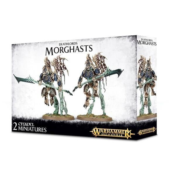 AOS: Deathlords Morghasts