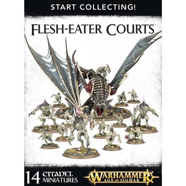 AOS: Start Collecting! Flesh-eater Courts