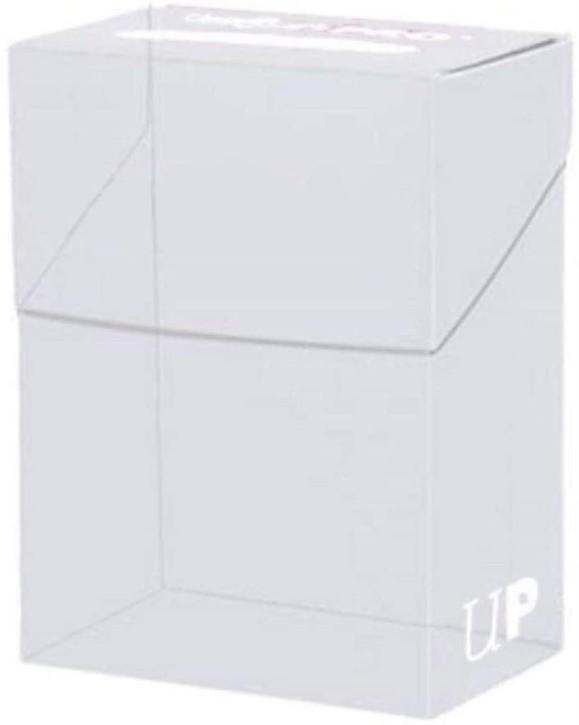 ULTRA PRO: Deck Box Durchsichtig