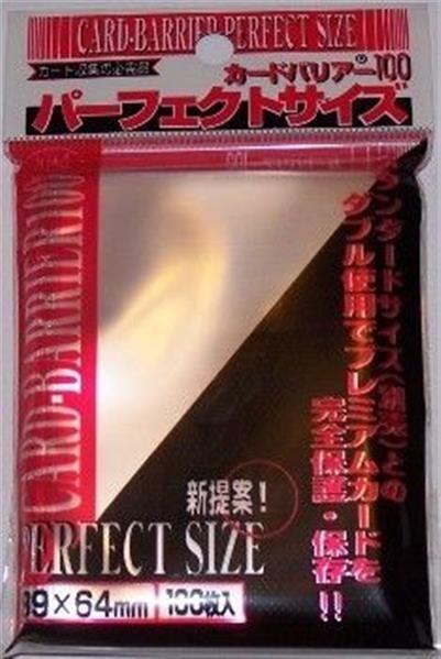 KMC Perfect Size Hüllen (100 Stück)