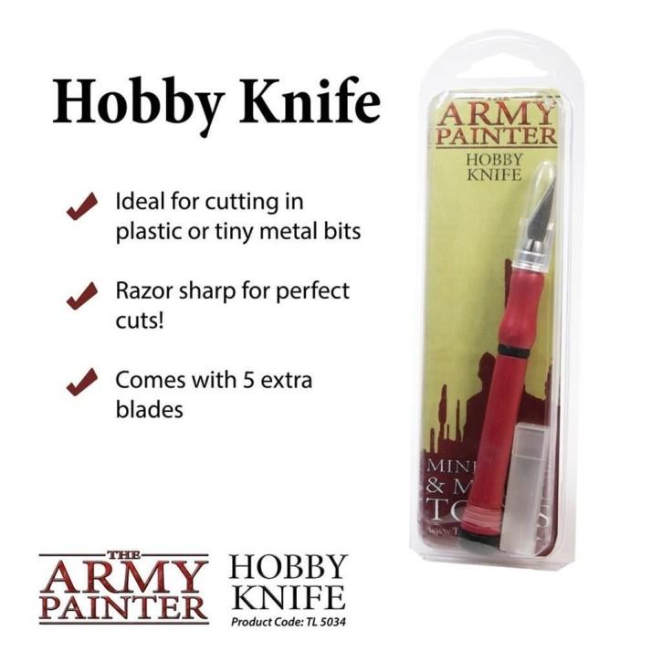 ARMY PAINTER: Precision Hobby Knife