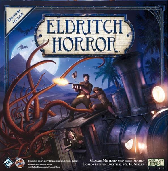 Eldritch Horror: Brettspiel - DE