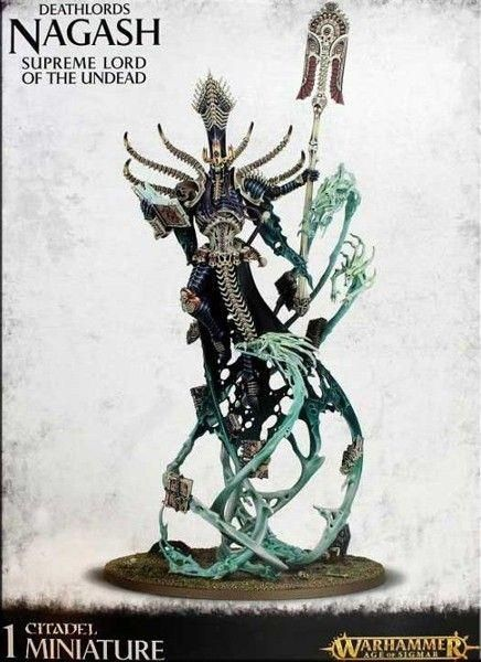 AOS: Nagash, Supreme Lord of the Undead