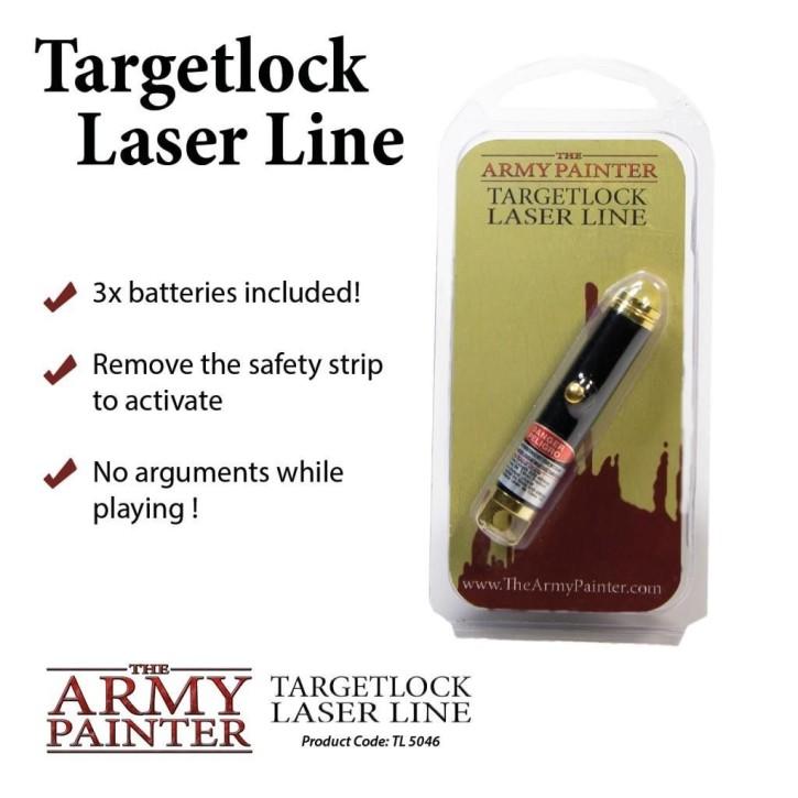 ARMY PAINTER: Targetlock Laserline