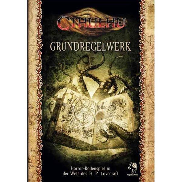 CTHULHU: Grundregelwerk (Hardcover) - DE