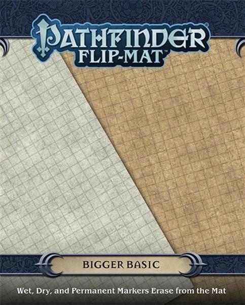 PATHFINDER: Flip-Mat: Bigger Basic