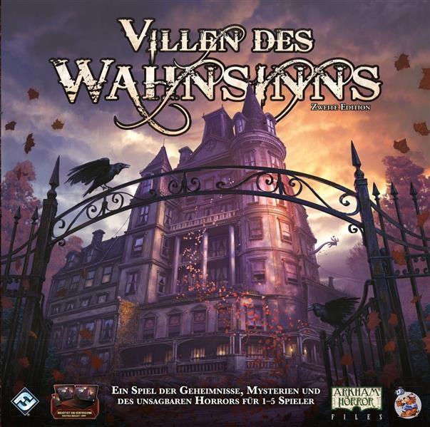 VILLEN DES WAHNSINNS: 2. Edition - DE