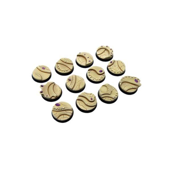 WRAITHSTONE BASES: Round 25mm (5)