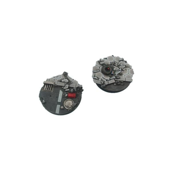 URBAN FIGHT BASES: Round 55mm (1)