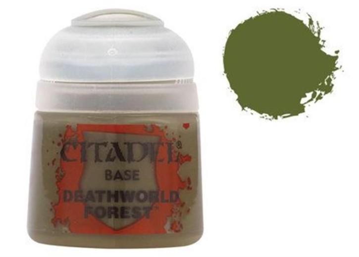 Citadel Base: Death World Forest