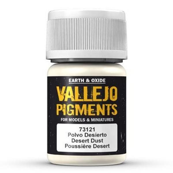 Vallejo Pigment: Desert Dust 30ml