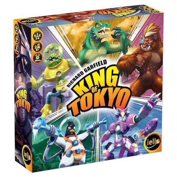 King of Tokyo 2. Edition - DE