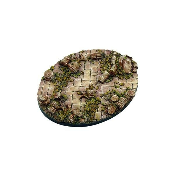 ANCIENT BASES: Oval 120mm (1)