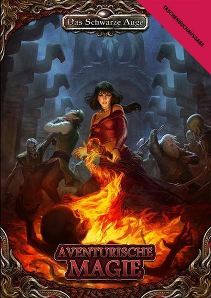 DSA: Aventurische Magie (Taschenbuch) - DE