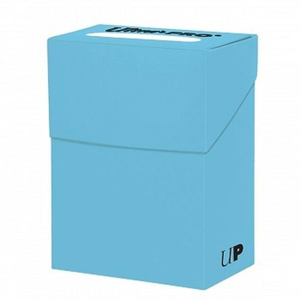 ULTRA PRO: Deck Box Hellblau