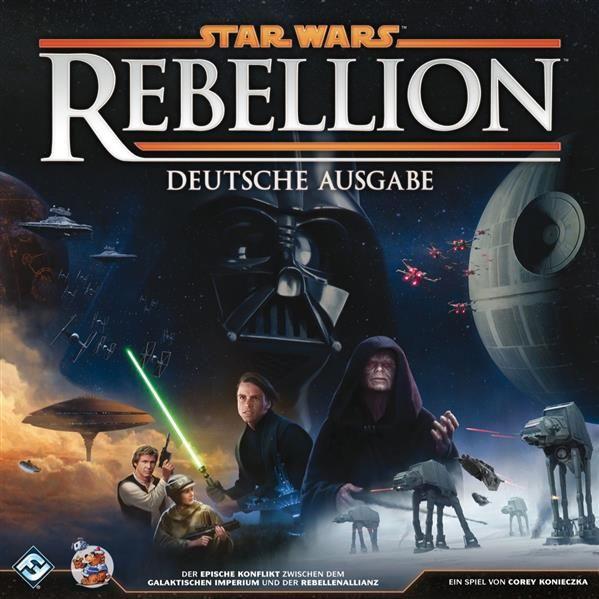 Star Wars Rebellion - DE