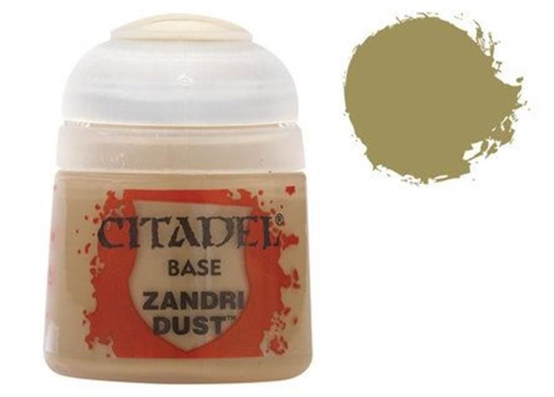 CITADEL BASE: Zandri Dust