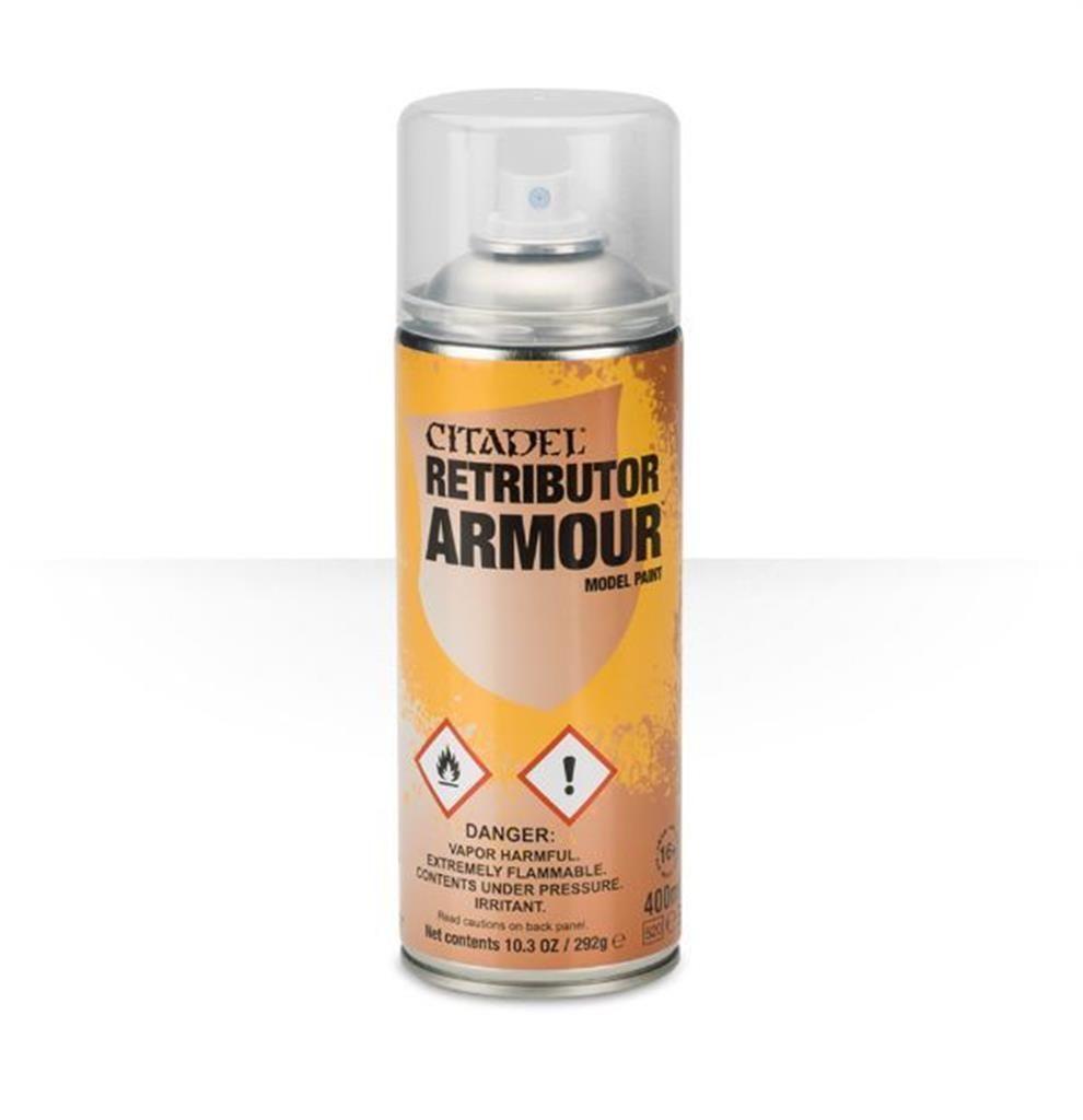 CITADEL: Retributor Armour Spray
