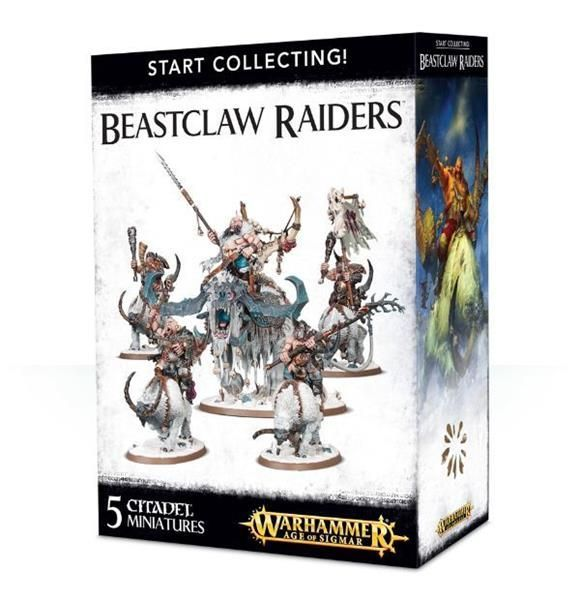 AOS: Start Collecting! Beastclaw Raiders
