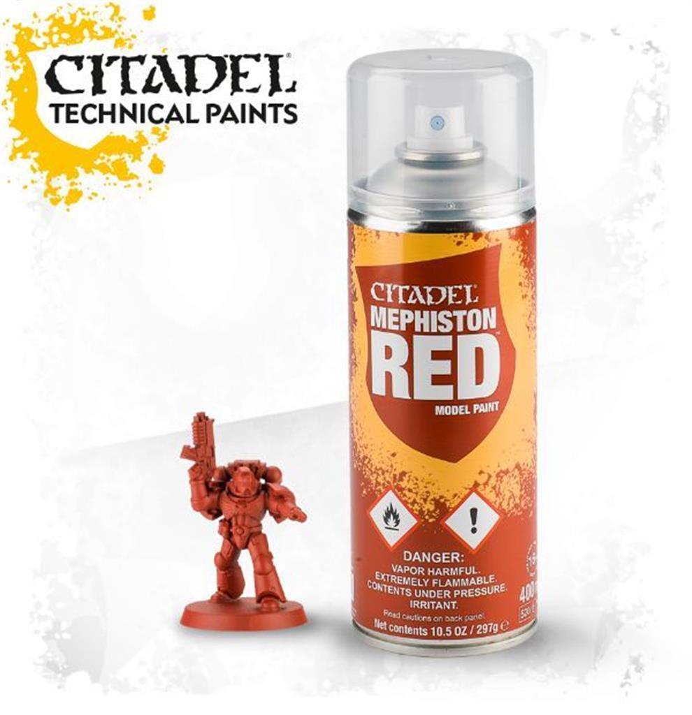 CITADEL: Mephiston Red Spray
